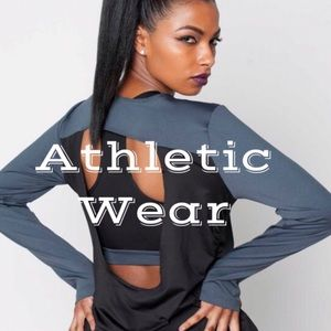 Other - Athletic Wear Available!!!!!